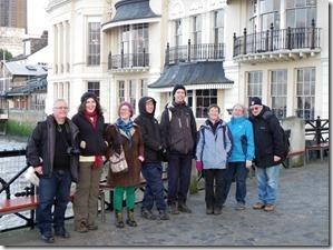 23 Greenwich and The Trafalgar