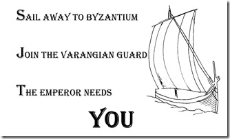 Job Advert Varengian Guard