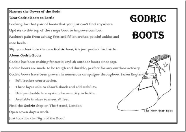 Sep Godric Boots