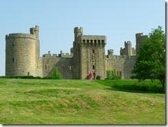 a Bodiam Castle