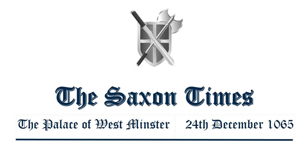 Saxon Times 24 December 1065
