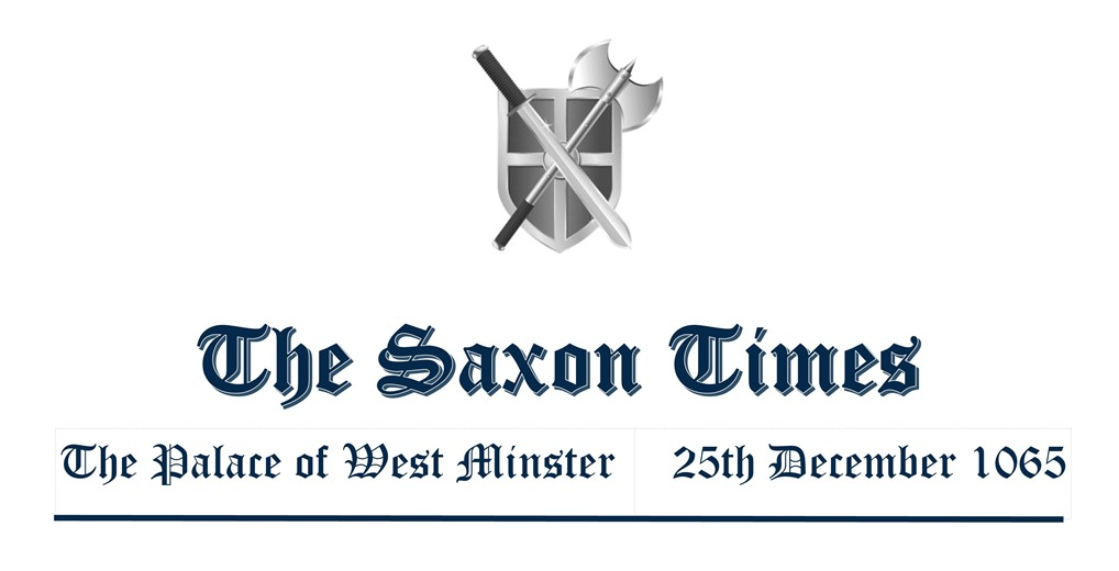 Saxon Times 25 Dec 1065
