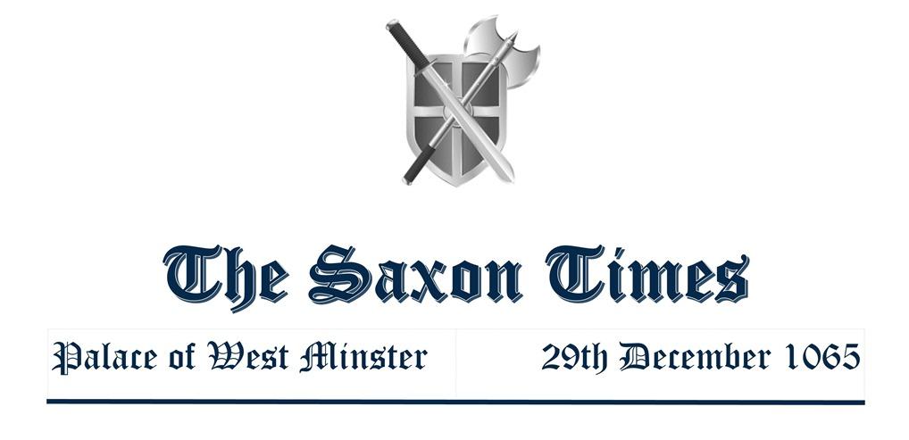Saxon Times 29 Dec 1065