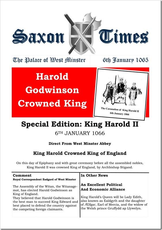 Saxon Times Jan 6 Special