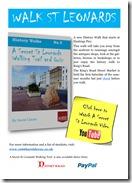 April Mail out Secret St Leonards Poster A4