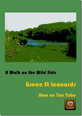Green St Leonards Poster