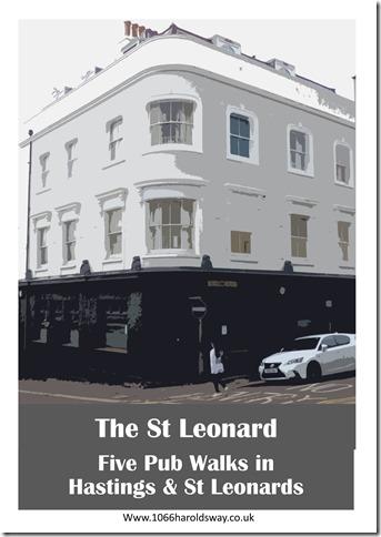 St Leonards Poster