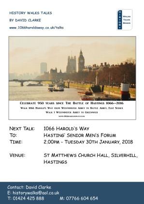 1066 HW Hastings Mens Senior Forum