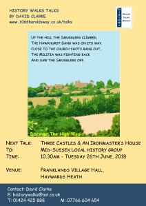 3 Castles Mid Sussex Local History Group v2