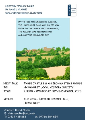 3 Castles Hawkhurst Local History Group