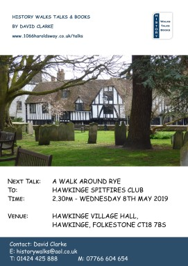 2019 A Walk around Rye Hawkinge
