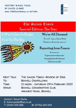2020 Saxon Times Bexhill Oddfellows